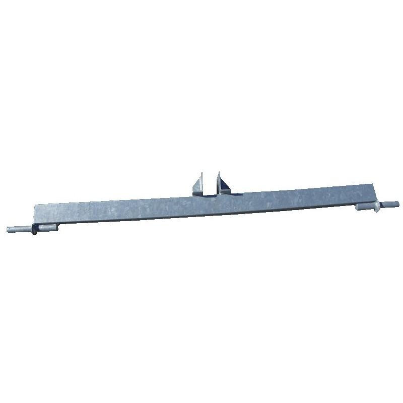 Cadre Ch Bat 004 en tube 80*40