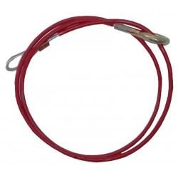 Câble de rupture pour commande de frein Alko 90S, 161S et 251S
