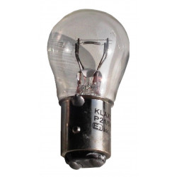 Ampoule poirette bi-filament en 12V