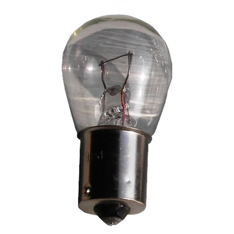 Ampoule poirette un filament 12V-21/5W