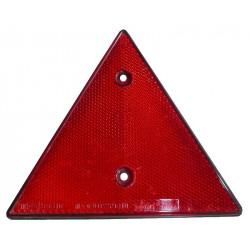 Catadioptre triangle rouge JOKON - 139x159mm