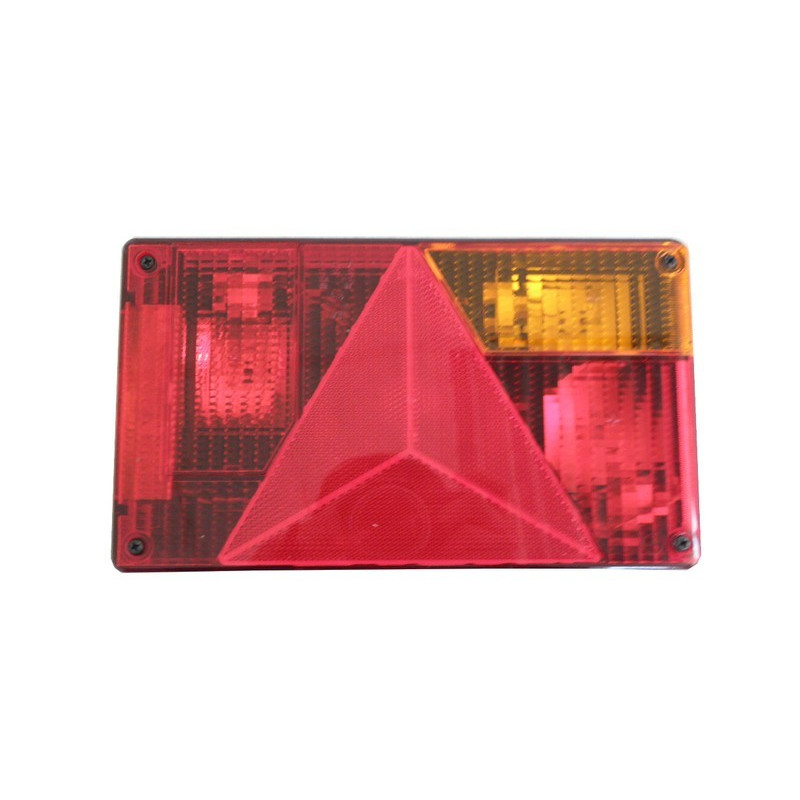 Lanterne 6 fonctions côté droit 238x 138mm