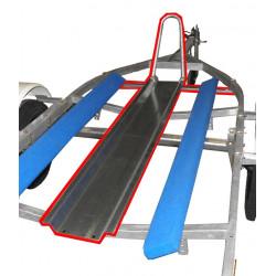 Kit rail moto pour remorques Jet ski