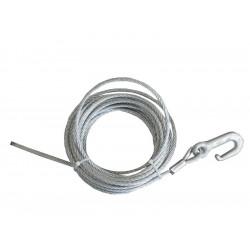 Câble de treuil long 12m