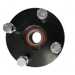 Moyeu non freiné pour essieu de 750 Kg NF Paillard - 4x130 - Roulement cartouche