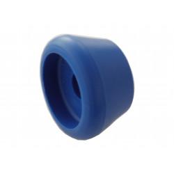 1/2 cône bleu pour bobine de treuil de 60 mm de diamètre - alésage 21 mm