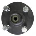 Moyeu non freiné pour essieu de 750Kg NF Alko - 4x130 - Roulement conique