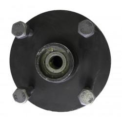 Moyeu non freiné pour essieu de 500Kg NF Alko - 4x115 - Roulement conique