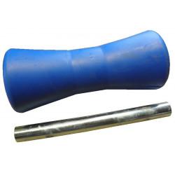 Diabolo GM en 200mm avec entretoise métallique, Alésage 17mm