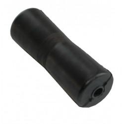 Diabolo Noir MM en caoutchouc 200mm Alésage 17mm