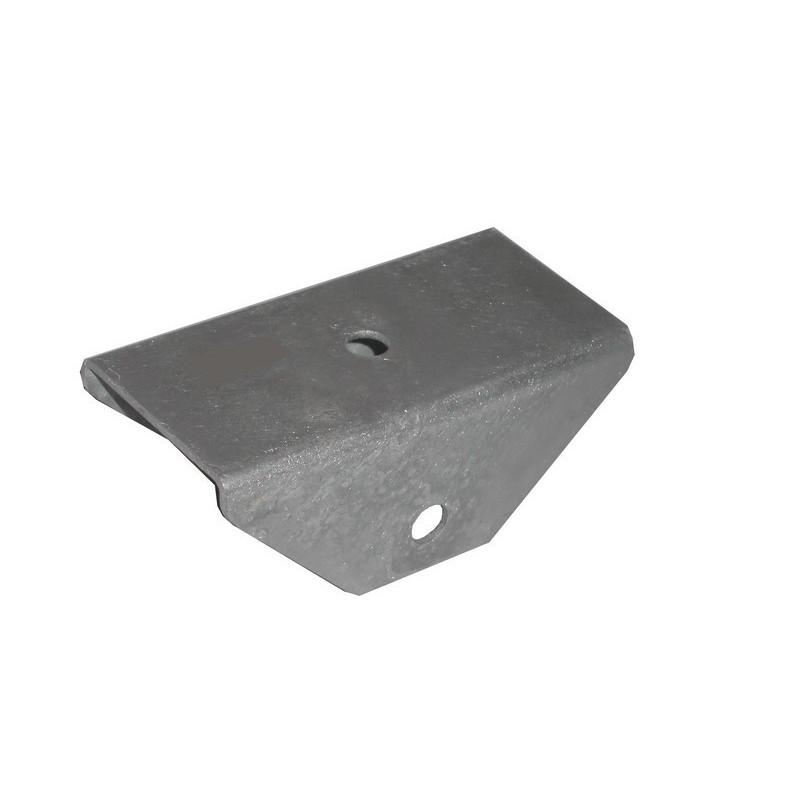 Ferrure support pour patin en 130mm