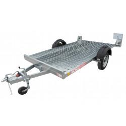 Remorque ASC PL0521 plateau de 3,0x1,65m - PTAC 750kg
