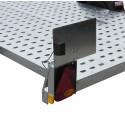 Remorque plateau PL0521 - plateau de 3,0x1,65m - PTAC 750kg