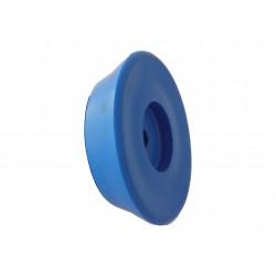 1/2 cône pour bobine de treuil bleue de 91 mm de diamètre - alésage 14 mm