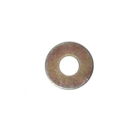 Rondelle plate M10 ZBI LU 10x27