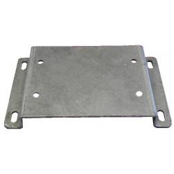 Support métallique pompe hydraulique manuelle