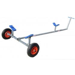 Chariot de mise à l'eau ASC - CHBAT0121
