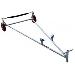 Chariot de mise à l'eau pour dériveur CHBAT0181