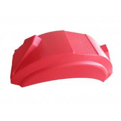 Garde boue 11-12 pouces plastique Rouge - 670x170x240mm - ROCCA