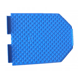 Marche pied antidérapant Bleu