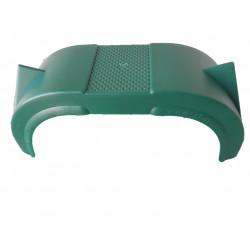 Garde boue 9/10 pouces plastique Vert - 500x160x190mm