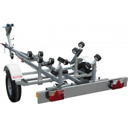 Remorque motonautisme ASC - TB0371 - longueur 4,60m - PTAC 500kg