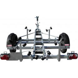 Remorque motonautisme ASC - TB0571 - longueur 5,60m - PTAC 750kg