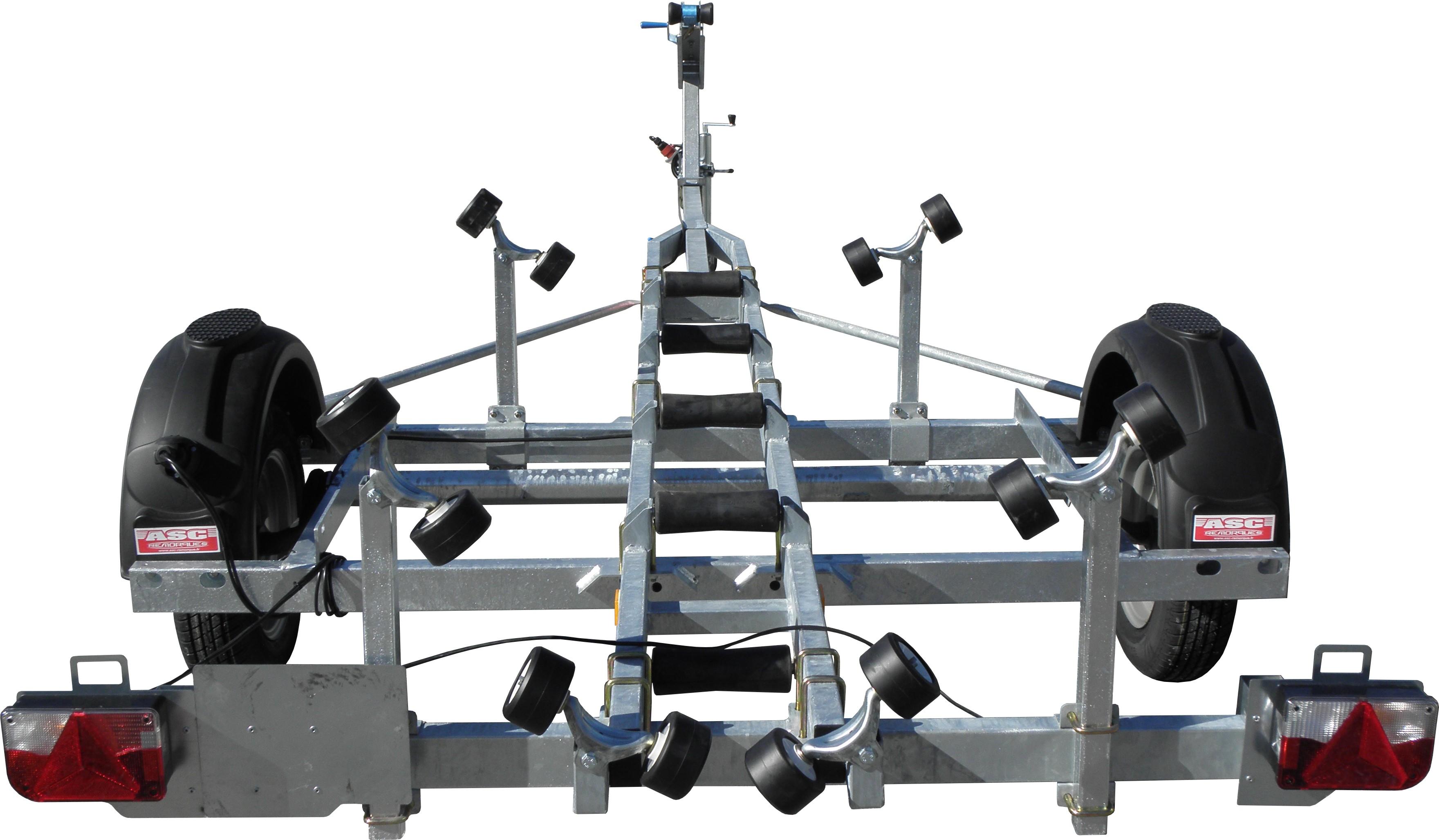 longueur remorque bateau automobiles pneus roues. Black Bedroom Furniture Sets. Home Design Ideas