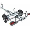 Remorque motonautisme ASC - TB0791F - longueur 6,30m - PTAC 1060kg