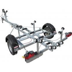 Remorque motonautisme ASC - TB0791F - longueur 6,10m - PTAC 1060kg