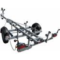 Remorque motonautisme ASC - TB1021F - longueur 8,30m - PTAC 1400kg
