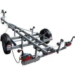 Remorque motonautisme ASC - TB1132F - longueur 6,70m - PTAC 1500kg