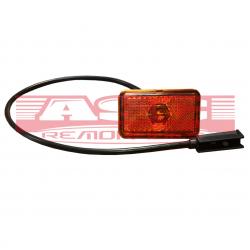 Feu de position orange JOKON + câble ASC REMORQUE