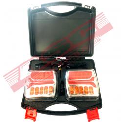 Kit éclairage leds sans fil ASC Remorques