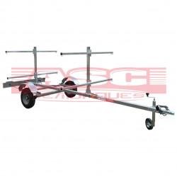 Remorque kayak ASC  CK0211-4K